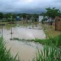 Inundación del sector Simón Bolívar de Romeral III