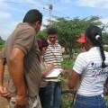 Levantamiento del informe diagnóstico de las familas afectadas y perjudicadas