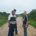 Ingeniero Ruben Vargas, jefe delegación Cuji-Tamaca-Urdaneta (Hidrolara)