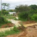 Inundación del sector Chalet de Romeral III