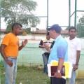 Reunion colectivo C.C Pio Tamayo y Contrucciones Gadro C.A solicitud de Presupuesto de  Obraa