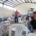 2da   entrega en Parroquia Tamaca